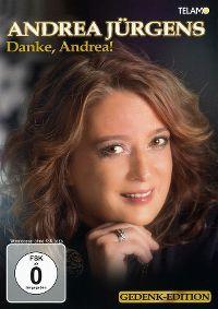 Cover Andrea Jürgens - Danke, Andrea! [DVD]